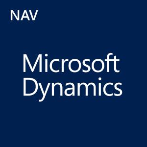 Logo Microsoft Dynamics Nav DSC GROUP