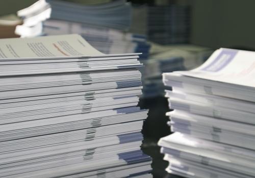 Stampa cataloghi - gestionale taglie e colori