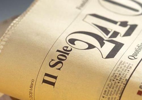 anteprima articolo il sole 24 ore