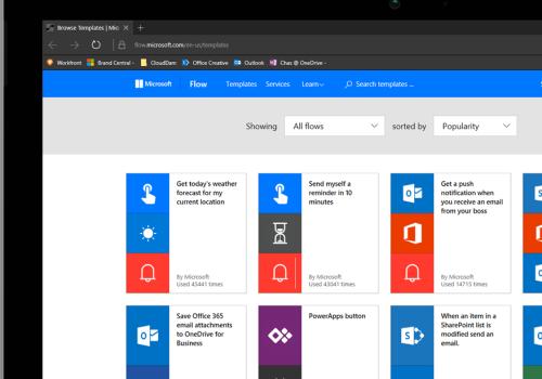 Microsoft 365 - automatizza i processi