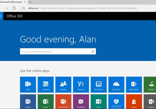 Microsoft 365 - posta