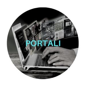 Realizzazione portali wp