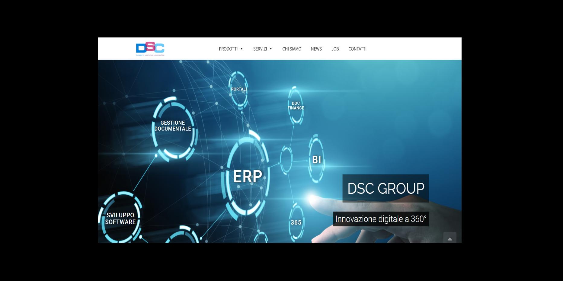 realizzazione portali aziendali con wp