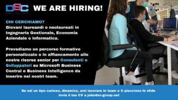 Recruiting neolaureati 2021